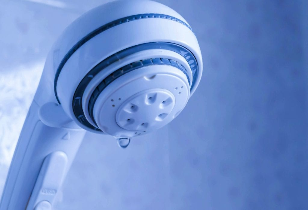 water pressure issues are very common within residential plumbing systems, including with showerheads