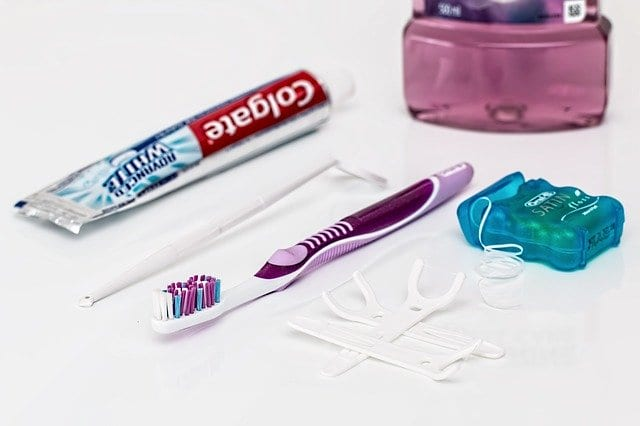 it's important to carry certain orthodontic items with you while you're on the go!