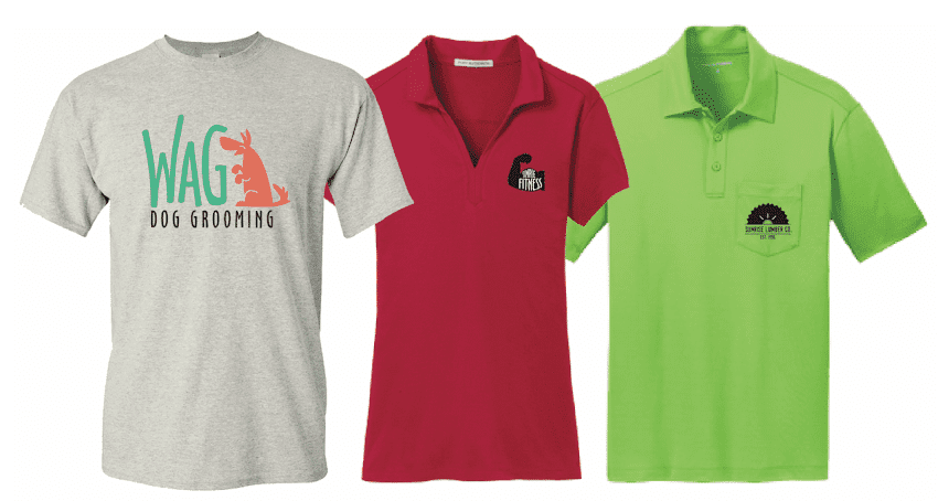 embroidered polo shirts will always go a long way when it comes to boosting your brand awareness
