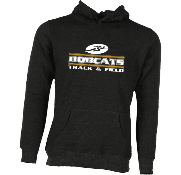 Track and Field Shop Hoodies