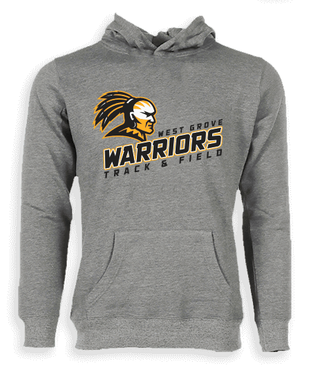 West Groove Warriors Track and Field
