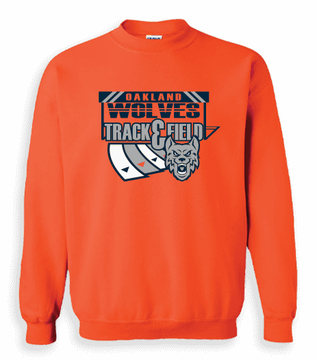 Oakland Wolves Track and Field