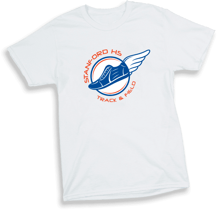 Track and Field Shop Tees