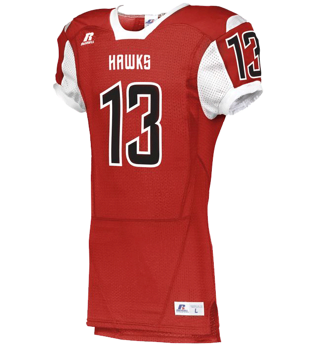 COLOR BLOCK GAME JERSEY Russell Athletic | S6793M